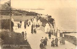 NEWGATE BRIDGE AND PROMENADE- CLIFTONVILLE