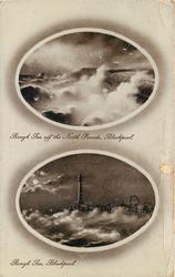 ROUGH SEA OFF THE NORTH PARADE// ROUGH SEA