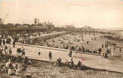 NORTH SANDS AND PROMENADE