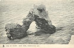 ARCH ROCK, FRESHWATER BAY