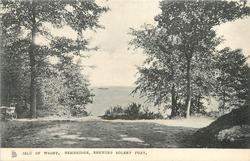 BEMBRIDGE, SHOWING SOLENT FORT