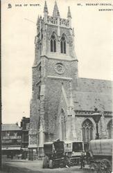 ST. THOMAS' CHURCH, NEWPORT