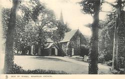 SHANKLIN CHURCH