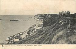 TOTLAND BAY, SHOWING THE HOTEL