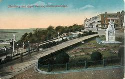 SHRUBBERY AND ROYAL TERRACE, SOUTHEND-ON-SEA
