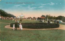 THE CLIFFS AND BANDSTAND, SOUTHEND-ON-SEA