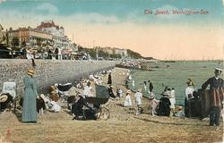 THE BEACH, WESTCLIFF-ON-SEA