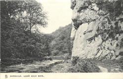LION'S HEAD ROCK  rock on right side