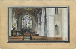INTERIOR PARISH CHURCH (ST. LAWRENCE)
