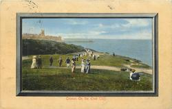 ON THE EAST CLIFF