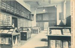 THE GRENVILLE LIBRARY (FROM THE KING'S LIBRARY)