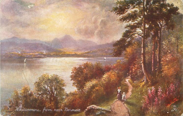 WINDERMERE FROM NEAR BOWNESS