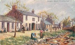 CARLYLE'S HOUSE, ECCLEFECHAN
