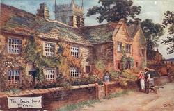 THE PLAGUE HOUSE, EYAM