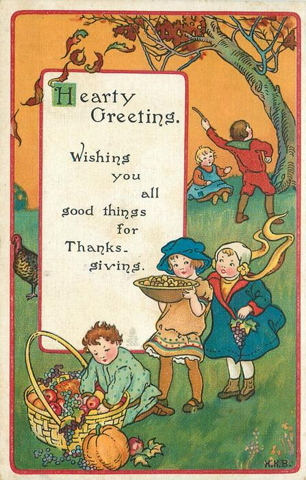 HEARTY GREETING