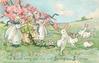 LET EASTER BRING YOU LOVE AND SPRINGTIME SUNSHINE  rabbits