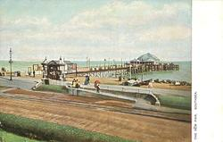 THE NEW PIER,  SOUTHSEA