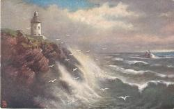 LIGHTHOUSE, DOUGLAS HEAD