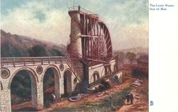THE LAXEY WHEEL