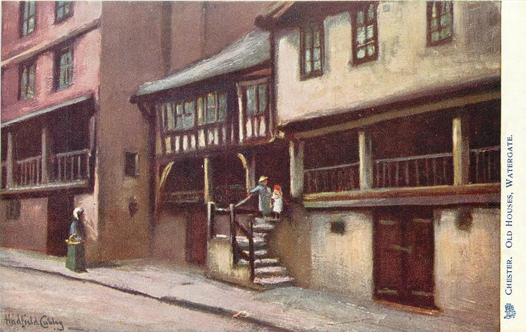 OLD HOUSES, WATERGATE