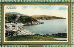 PORT SODERIC(now Port Soderick),