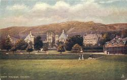 GREAT MALVERN COLLEGE