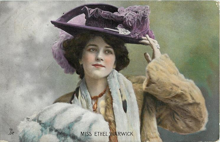 MISS ETHEL WARWICK