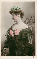 MISS MAUD LESLIE, Tuck error for MAUDE LESLIE)