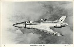VICKERS-SUPERMARINE SWIFT