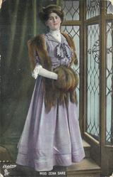 MISS ZENA DARE