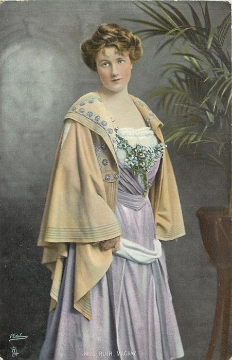 MISS RUTH MACKAY