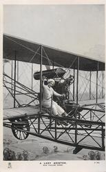 A LADY AVIATOR, MISS PAULINE CHASE