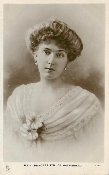 H.R.H. PRINCESS ENA OF BATTENBERG