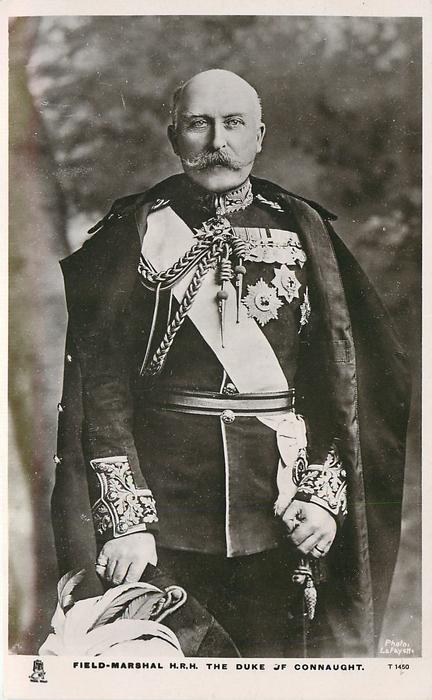 FIELD-MARSHAL H.R.H. THE DUKE OF CONNAUGHT