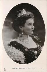 H.R.H. THE DUCHESS OF CONNAUGHT