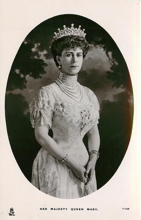 HER MAJESTY QUEEN MARY