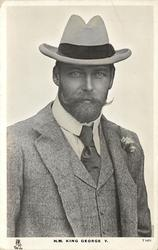 H.M. KING GEORGE V