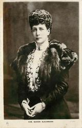 H.M. QUEEN ALEXANDRA
