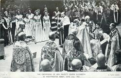 THE MOMENT OF CROWNING