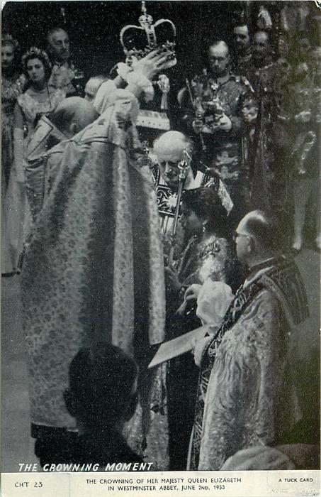 THE CROWNING MOMENT