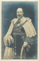 HIS MAJESTY THE KING   Edward VII