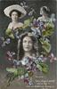 VIOLETS,  MAUDE FEALY, GABRIELLE RAY, MISS MAUDE FEALY