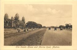 THE SENATE HOUSE AND MARINA ROAD