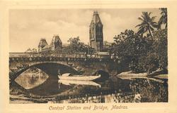 CENTRAL STATION AND BRIDGE