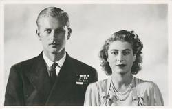 Princess Elizabeth & Prince Phillip