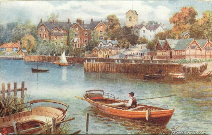 BOWNESS, WINDERMERE