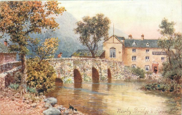 NEWBY BRIDGE & SWAN HOTEL