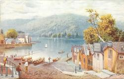 THE CUSHION HUTS, BOWNESS