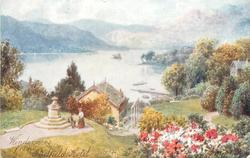 WINDERMERE FROM BELFIELD HOTEL