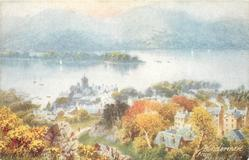 WINDERMERE FROM BISKEY HOW
